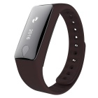 M3 IP67 Waterproof Smart Wristband Bracelet w/ USB - Brown