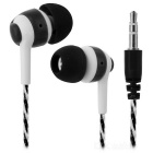 Universal Mini Portable 3.5mm Wired Earphone for IPHONE, Samsung S6, Xiaomi, MP3