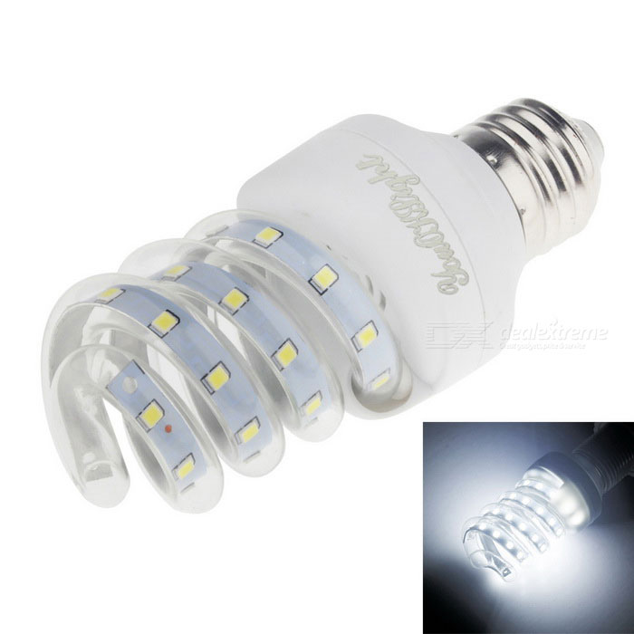 Youoklight E27 9W 23-LED 2835 SMD bulbo blanco frío del maíz del LED (ac 220V)