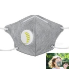 Formaldehyde Activated PM2.5 Anti-Haze Masks for Kids - Grey (20 PCS)