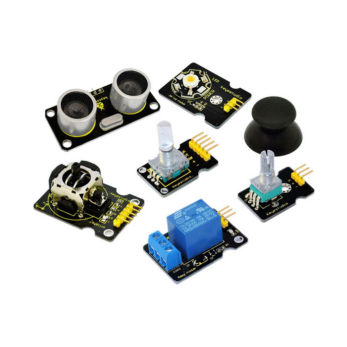 Keyestudio in sensor kit for arduino starters with