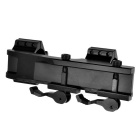 LD3003 25.4mm--30mm Quick Release Gun Rail Mount - Black