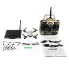 JJRC H32GH 4-Channel 6-Axis RC quadcopter w / 2,0 MP kamera - white