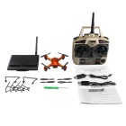 JJRC H32GH 4-Channel 6-Axis RC Quadcopter w/ 2.0MP Camera - Orange