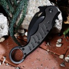 Outdoor Multi-function Folding Knife Camping Knife - White