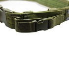 Outdoor Multifunctional Double Tactical Cartridge Belts - Army Green