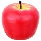 Apple Shaped Candles Light Gift for Christmas Decoration - Red (Small)