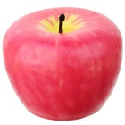 Apple Shaped Candles Light Gift for Christmas Decoration - Red (Large)