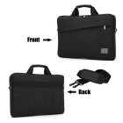 DTBG D8193W 13.3 Inch Water Resistant Laptop Shoulder Bag - Black