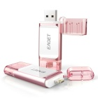 EAGET I60 32GB USB3.0 / flash drive OTG flash - oro rosa + blanco