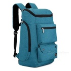 "DTBG D8178W 15.6"" Nylon Water-Resistant Laptop Backpack - Blue"