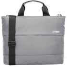 "DTBG D8197W 15.6"" Water Resistant Nylon Laptop Shoulder Bag - Grey"