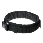 25 Bullets Tactical Outdoor Sporting Gun Sling Waistband - Black