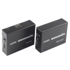 IR / HDMI Extender w/ RJ45, 3.5mm over Single UTP CAT5e/6 Cable, Transmission Distance: 60m