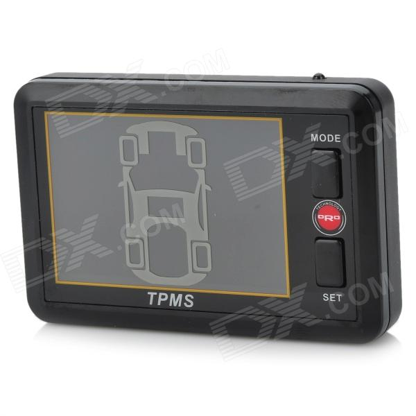 "2.6"" LCD Wireless TPMS Tire Pressure Monitoring System от DX.com INT"