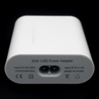 Mini sonrisa Universal 20W 5V 4A 5-Port USB Charger w / Holder - Plugs EE.UU.