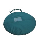 Waterproof 2 Doors Polyester Quick Automatic Opening Tent - Army Green