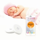 OURSPOP BT15-I Bluetooth v4.0 Intelligent Thermometer for Baby - White