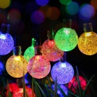 Outdoor IP65 Waterproof LED String Lights, Garden, Yard, Home, Landscape, and Holiday Decorations
