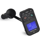 KELIMA 640 Dual USB 3.1A Voltage Display Bluetooth Car Transmitter