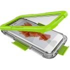 10m Waterproof Case w/ Touch Screen for IPHONE 7 Plus - Green