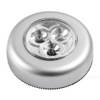 MLSLED 0.5W 30lm LED White Creative Round Pressed Table Light