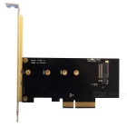 CY SA-198 PCI-E 3.0 * 4 Lane Host Adapter Converter Card