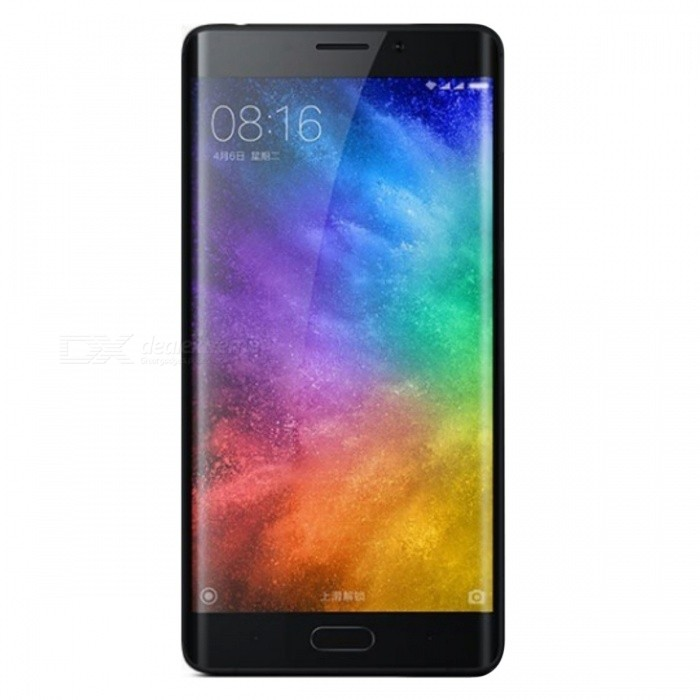 Xiaomi Mi Note 2 Smart Phone 6GB RAM 128GB ROM Dual SIM - Black