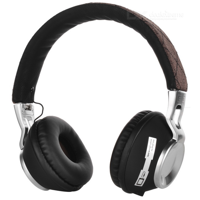 Sound Intone CX-05 Headphones w/ Mic for Smartphone - Black + Brown