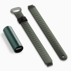 Misfit Ray Fitness + Sleep Tracker - Dark Green with Green Sport Band