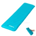 Outdoor Camping Portable Damp-Proof Thicken Air Inflatable Sleeping Pad Mat / Bed Cushion