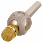 Wireless Bluetooth Microphone for Mobile Phone / Karaoke - Gold