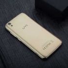 UMI Diamond X 4G Phone w/ 2GB RAM 16GB ROM - Golden (EU Plug)
