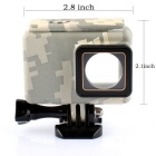 Waterproof Case for Xiaoyi Yi 4K Action Camera XIAOYI 2 (Touch Screen)