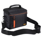 Fottos F039-M Camera Shoulder Bag for All Mini DSLR DV Cameras - Black