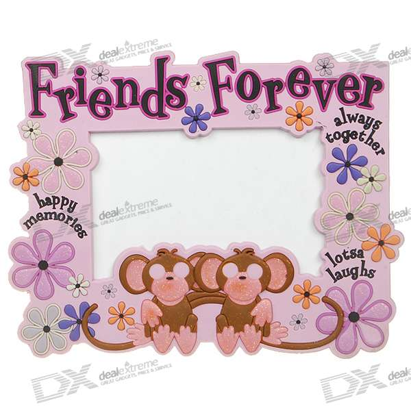 friends forever style photo frame