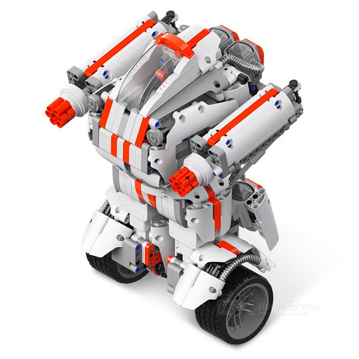 Building Blocks Self-Assembled Toy 978 Parts   Educational