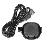 IMOS Smart Watch Charger for Garmin Forerunner 10/15 Men - Black