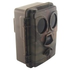 Waterproof IP65 IR Night Vision Motion Sensitive Camera - Camouflage