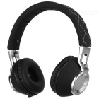 Noise Isolating 3.5mm Plug Wired Headband Headphone with Microphone for Smartphones / Computer