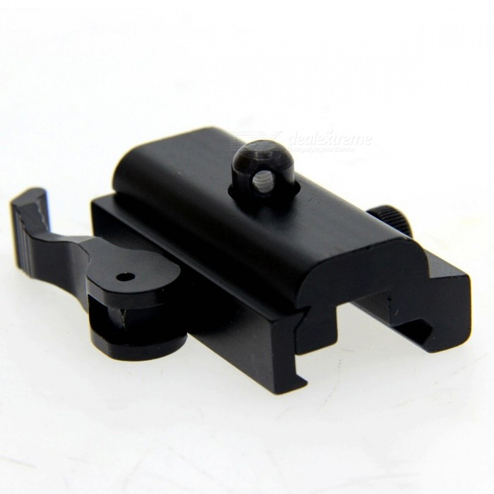 Y0056 22mm Aluminium Alloy Gun Rail Mount for Tactical Rail - BlackGun Mounts/Rails<br>Form  ColorBlackModelY0056MaterialAluminium alloyQuantity1 DX.PCM.Model.AttributeModel.UnitGun TypeM16Rail Size22mmMount TypeWeaverRing Diameter-Packing List1 * Gun Rail Mount1 * Hex Wrench<br>