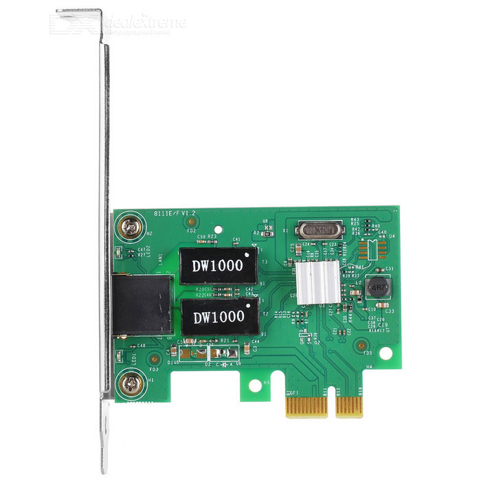BSTUO PCIE 1000Mbps 1000M Network Card