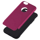 "Protective PC + TPU Back Case Cover for IPHONE 7 4.7"" - Deep Pink"