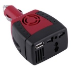 BSTUO 150W DC12V to AC 220V Car Power Inverter USB2.1A Charger Adapter