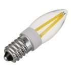 Mrsing Dimmable E14 3W 300lm COB LED Cool White Light Filament Bulb