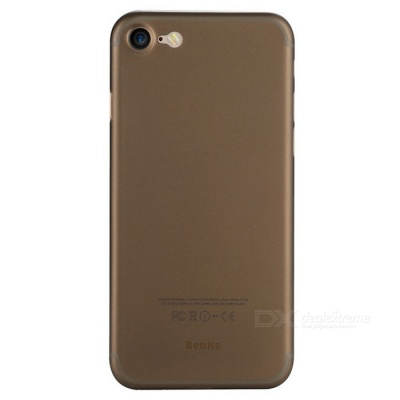 Benks Ultra-thin 0.4mm PP Case for IPHONE 7 - Transluent Black
