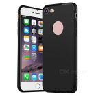 Mr.northjoe protector TPU mate caso trasero para IPHONE 7 - negro