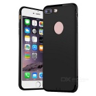 Mr.northjoe Protective TPU Matte Back Case for IPHONE 7 PLUS - Black