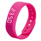 45 Days Standby, Waterproof Bracelet Display Pedometer, Distance, Calorie, Date, Time