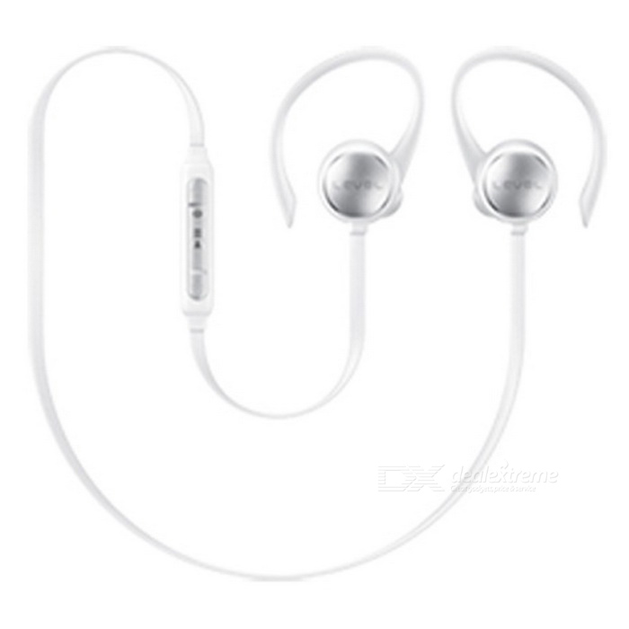 6d94b76b949 Samsung Level Active Wireless Bluetooth Fitness Earbuds - White - Free  shipping - DealExtreme